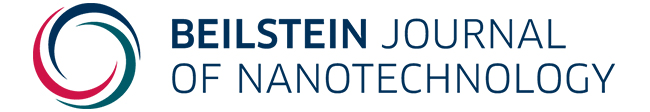 Beilstein Journal of Nanotechnology
